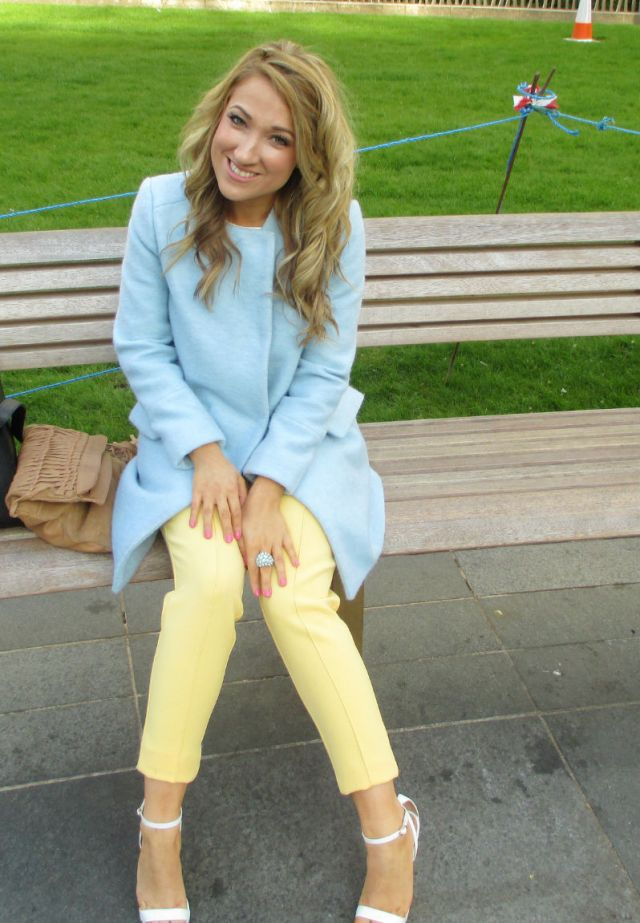 MothLoves Yellow Trousers