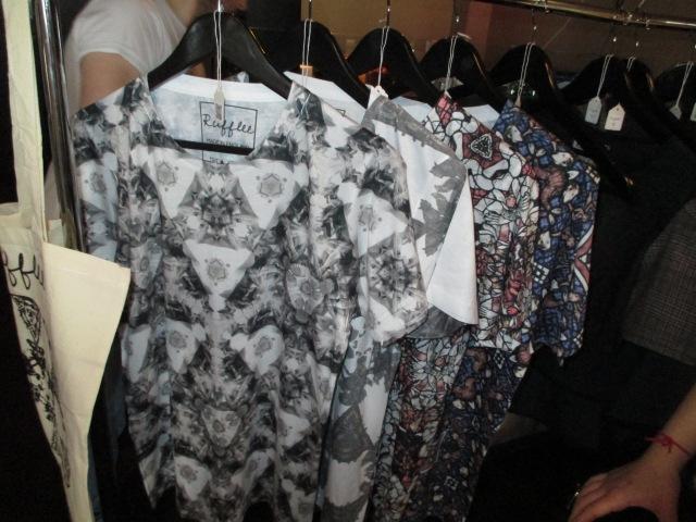 Ruffle Clothing