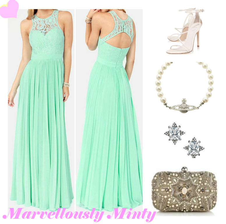 a68634b77a Mint. || LuLus – Bariano Best of Both Whirleds Mint Green Lace Maxi dress  ...