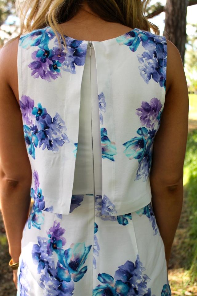 Miss Selfridge Floral OOTD